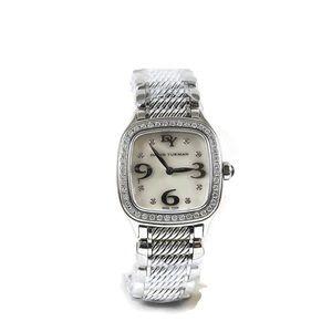 David Yurman Thoroughbred Diamond Watch